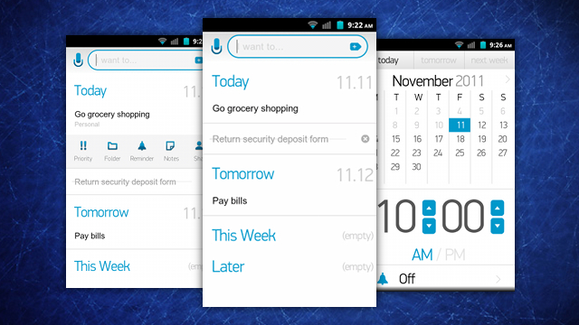 Android Apps to be more productive 2