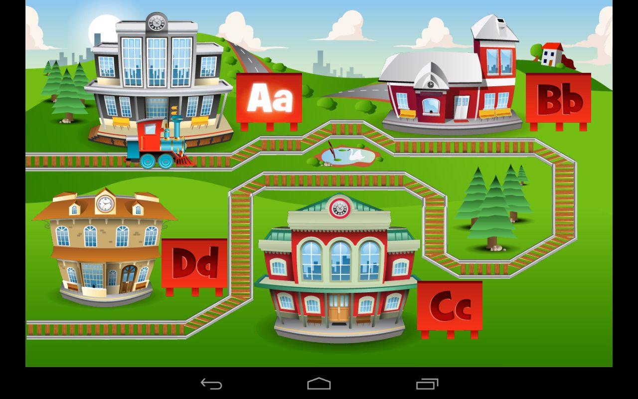 Apps tech children to write 1