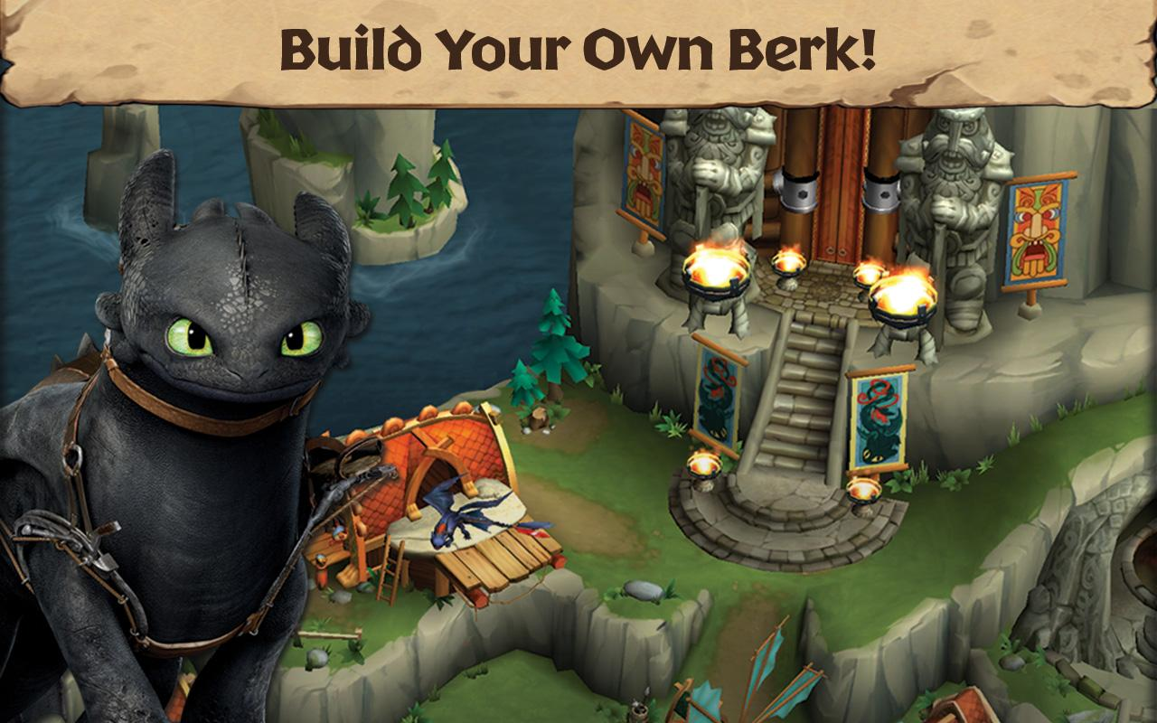 Dragons Rise of Berk for Android – Review