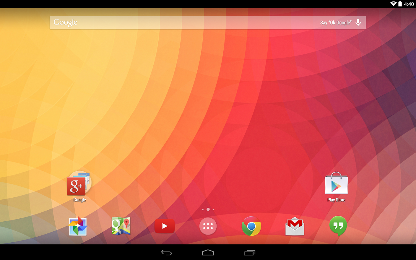 The 4 Best Android Launchers In 2014 Google Now Launcher