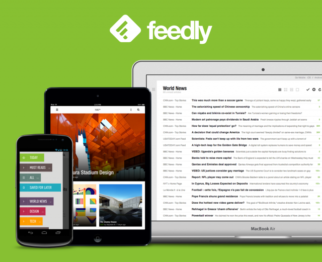 Top 5 Best News Apps On Android Feedly