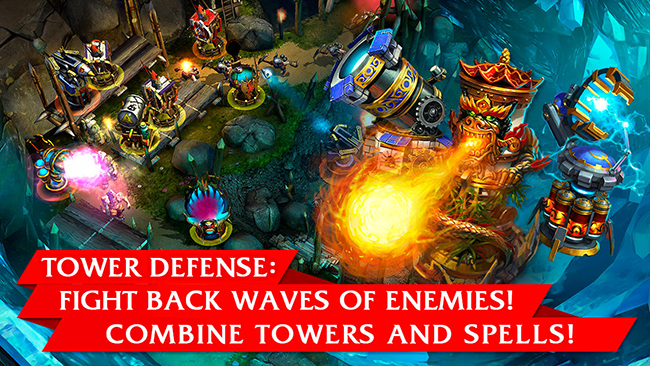 Defenders For Android – Review