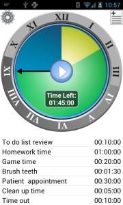 activity timer