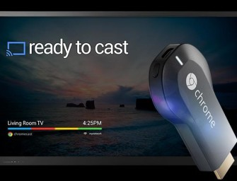 How to Mirror your Android Device to TV using Chromecast