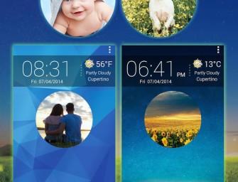 Review: Galaxy Photo Screen Lock – Custom Lock Screens