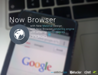 Review: Now Browser – The Smallest Browser Ever!
