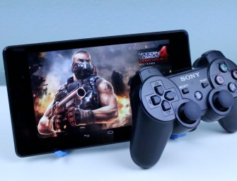 Learn How To Connect Your Xbox 360 or PS3 Controller To A Nexus 7