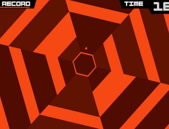 Super Hexagon Tips & Tricks