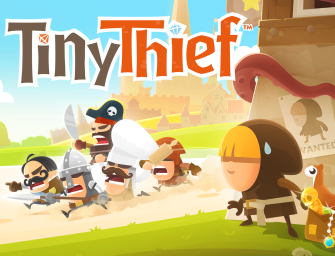 Tiny Thief Walkthrough – Rumbling Stomach, Stages 3 & 4
