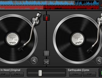The Best Android Apps for DJ Mixing