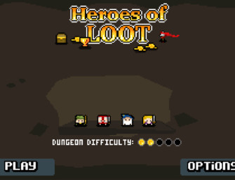 Review: Heroes of Loot – A Retro RPG